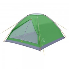 Палатка Greenell Моби 3 V2 (зелный/серый)
