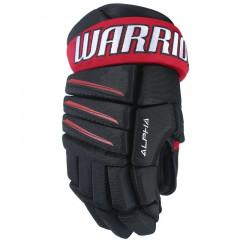 Перчатки хоккейные WARRIOR ALPHA QX3 арт.QX3GSR7-NRD10 р.10