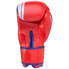 Перчатки боксерские Green Hill Knockout BGK-2266 14 унций, красный