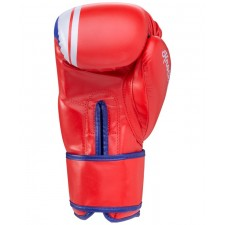 Перчатки боксерские Green Hill Knockout BGK-2266 8 унций, красный