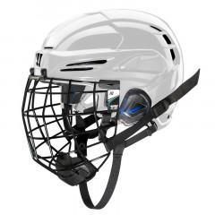Шлем хоккейный для полевого игрока WARRIOR COVERT PX2 COMBO SLVCage арт.PX2HCS6-WH-L р.L