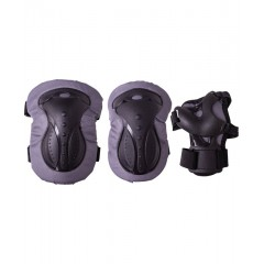 Комплект защиты Ridex Envy, серый р.S