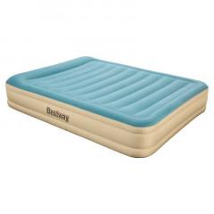 Двуспальная надувная кровать Bestway 69007 Essence Fortech + насос (203х152х36см)