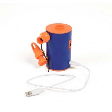Насос электрический Bestway 62101 портативный на аккумуляторах  с зарядкой от USB