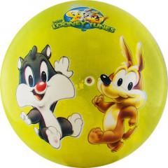Мяч детский Looney Tunes арт.WB-LT-001 23 см, салатовый