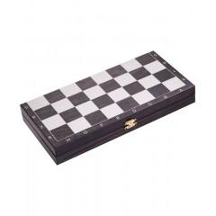 Игра дорожная 2 в 1 (шашки, нарды)
