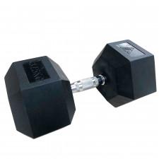 Гантели DFC DB001-37.5 (2 шт) гексагональные обрезиненные 37.5 кг