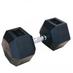 Гантели DFC DB001-42.5 (2 шт) гексагональные обрезиненные 42.5 кг