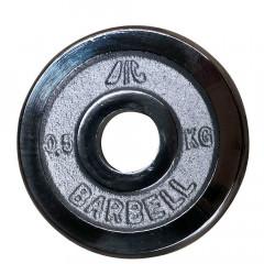 Диск хромированный DFC WP031 d-26 мм 0,5 кг