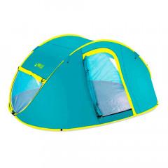 Палатка туристическая 4-местная Bestway 68087 Coolmount 4 (210x240x100cм)