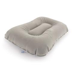 Надувная подушка Bestway 67121 Flocked Air Pillow (42х26х10см) бежевый
