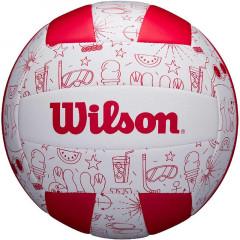 Мяч волейбольный Wilson Seasonal vball Summer VB арт.WTH10320XB р.5