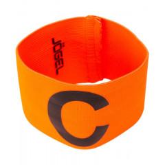 Повязка капитанская для детей Jogel JA-127, оранжевый