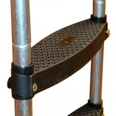 Лестница для батута DFC 2ST-10FT-L 10 футов (две ступеньки)