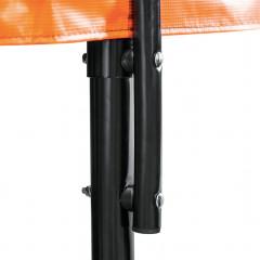 Батут DFC KENGOO II 10FT (305см) оранжевый/черный