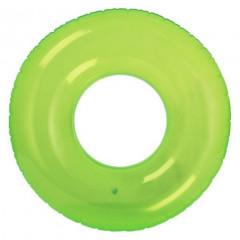 Круг для плавания Intex 59260 76 см (от 8 лет) салатовый