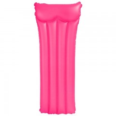 Матрас надувной Intex 59717 Neon Frost Air Mat (183х76см) розовый