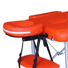 Массажный стол DFC NIRVANA Elegant оранжевый
