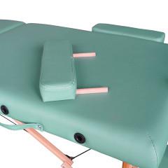 Массажный стол DFC NIRVANA Relax Pro зеленый
