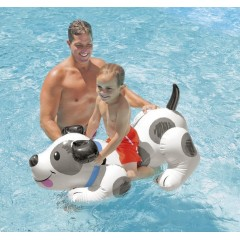 Надувная игрушка для плавания Intex 57521 Собака (138х91см)