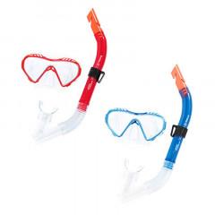 Набор для плавания BestWay 24026 Clear Sea (маска, трубка), 2 цвета, 7+