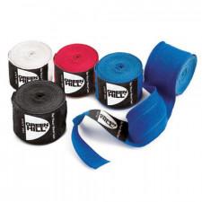 Бинты боксерские Green Hill арт.BC-6235a-BL дл. 2,5 м, шир., 5 см, 1 пара, хлопок, синие