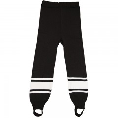 Рейтузы хоккейные Torres Sport Team арт.HR1109-01-162, размер 42, рост 162, 100% полиэстер, черно-белый