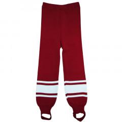Рейтузы хоккейные Torres Sport Team арт.HR1109-02-162, размер 42, рост 162, 100% полиэстер, красно-белый