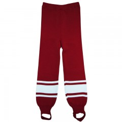 Рейтузы хоккейные Torres Sport Team арт.HR1109-02-176, размер 48, рост 176, 100% полиэстер, красно-белый