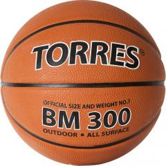Мяч баскетбольный Torres BM300 арт.B02013 р.3