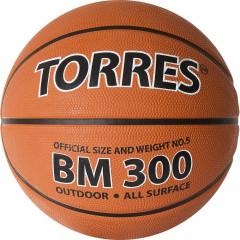 Мяч баскетбольный Torres BM300 арт.B02015 р.5