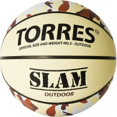 Мяч баскетбольный Torres Slam арт.B02065 р.5