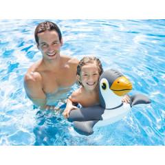 Круг для плавания раздвижной Intex 59220 (от 3-6 лет) 3 вида