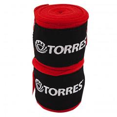 Бинт боксерский эластичный Torres арт. PRL62017R длина 3,5 м, ширина 5,5 см