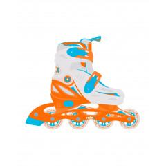 Ролики раздвижные Ridex Cricket Orange р.S (31-34)