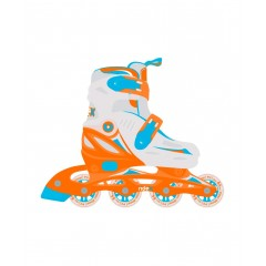 Ролики раздвижные Ridex Cricket Orange р.M (35-38)