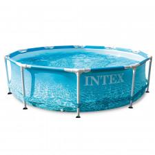 Каркасный бассейн Intex 28206 Metal Frame