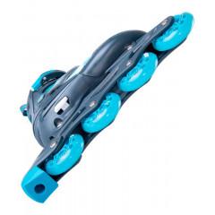 Ролики раздвижные Ridex Wing Blue р.M (34-37)