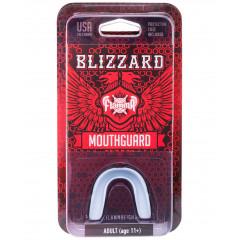 Капа Flamma Blizzard MGF-031MSTR, с футляром, черный/белый