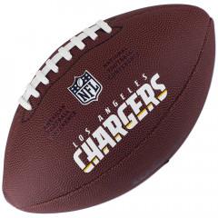 Мяч для американского футбола WILSON NFL Team Logo арт.WTF1748XBLAC