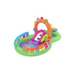 Игровой центр-бассейн с игрушками и шариками Bestway 53117