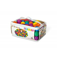 Мячи для игровых центров Intex 49602 (100 шт)