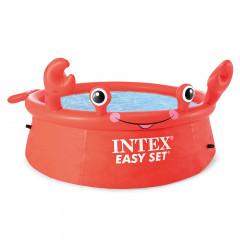 Бассейн надувной детский Intex 26100
