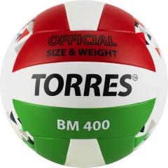 Мяч волейбольный Torres BM400 арт.V32015 р.5