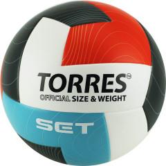 Мяч волейбольный Torres Set арт.V32045 р.5