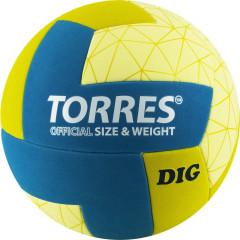 Мяч волейбольный Torres Dig арт.V22145 р.5