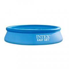 Бассейн надувной Intex 28108 Easy Set (244х61см) + фильтр-насос