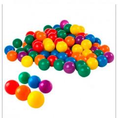 Мячи для игровых центров Intex 49600 8см (100шт)