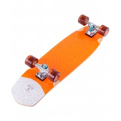 Круизер деревянный Ridex Orange 28.5