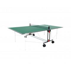 Теннисный стол Donic Indoor Roller Sun Green 230222-G 16мм